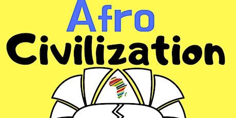 Afro Civilization Fair tickets