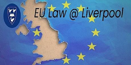 EU Law Webinar Series tickets