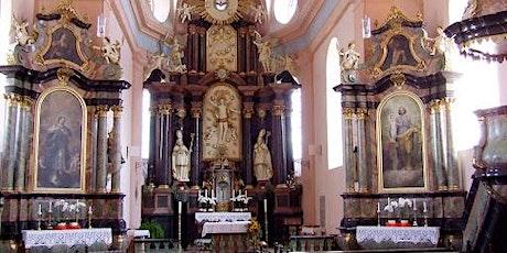 Hl. Messe mit Aschenkreuz am 17.02.2021 Tickets