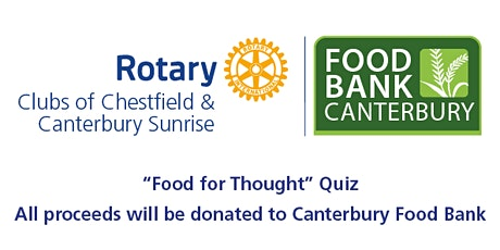 Food for Thought - Quiz tickets