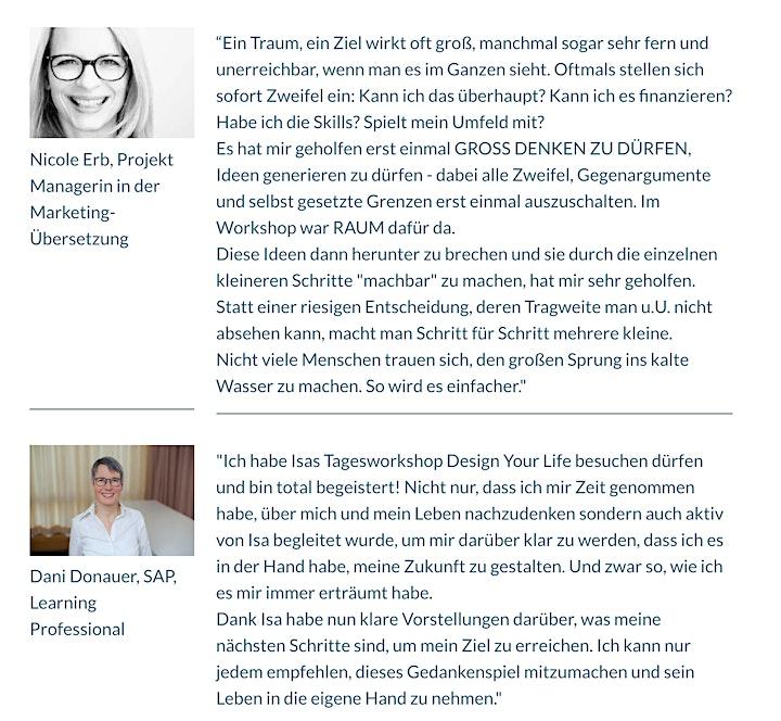 Einzelcoaching Heidelberg: Eigentlich sollte ich doch zufrieden sein... image
