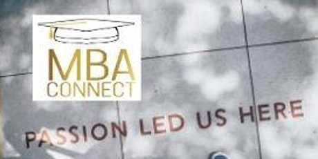 Exclusive MBAs networking online 1 October 2021 billets