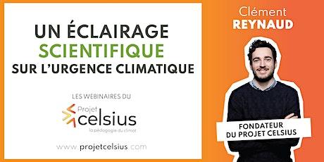 Webinaires du Projet Celsius tickets
