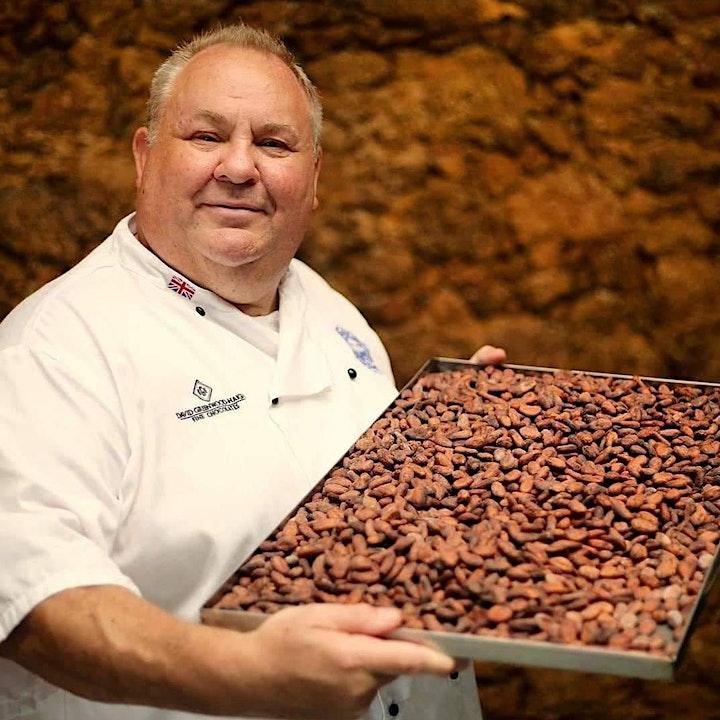 Fairtrade Truffle Making with David Greenwood-Haigh of Coeur de Xocolat image