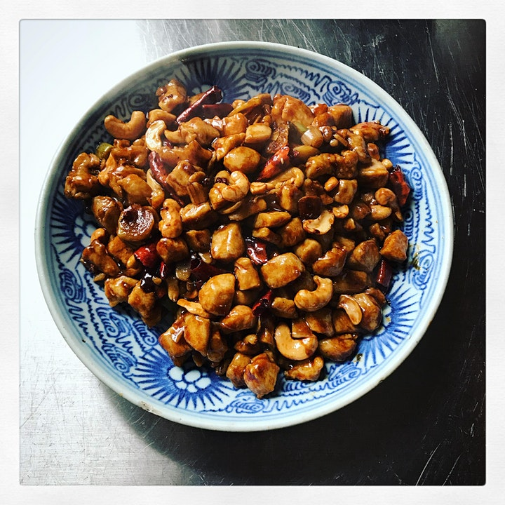 Fuchsia Dunlop: A Taste of Kung Pao Chicken image