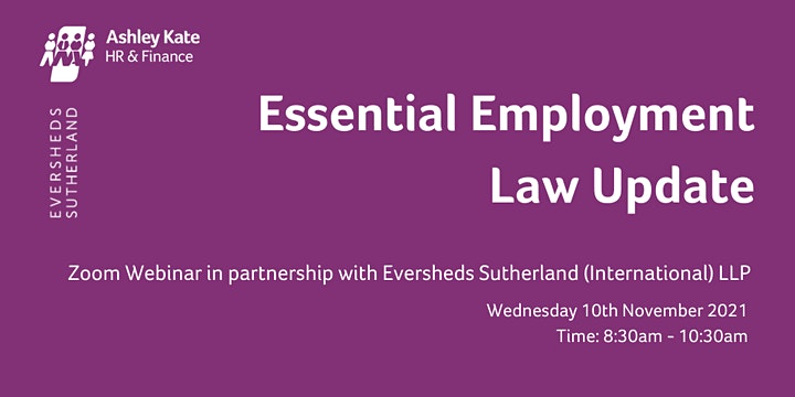 Employment Law Update image