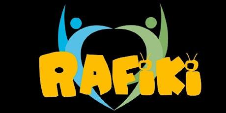 drinking yoga & dancercise fundraiser for RAFIKI tickets