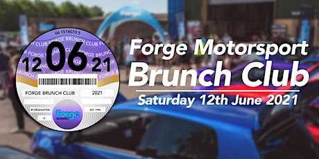 Forge Brunch Club 2021 tickets