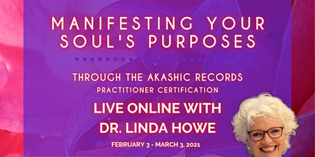 Manifesting Your Soul's Purposes Certification tickets