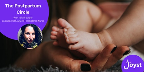Postpartum Circle tickets