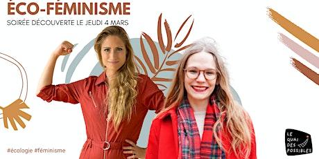 Ecoféminisme : quel lien entre l'avenir de la planète et celui des femmes ? tickets