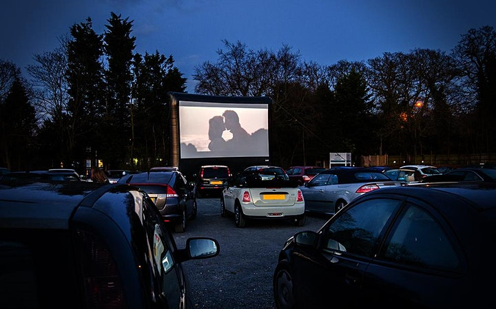 The Great  Drive-In  Cinema -Movie Night -Top Gun image