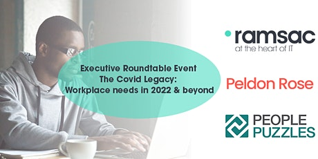 The Covid Legacy: Workplace needs in 2022 & beyond tickets