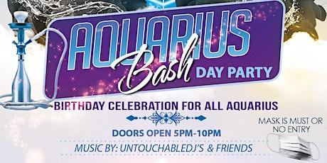 AQUARIUS BASH 2021 tickets