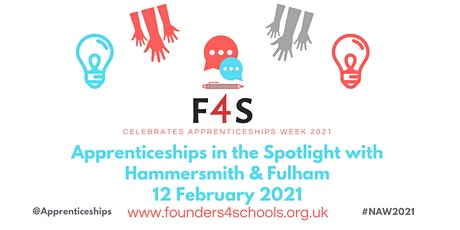 Apprenticeships in the Spotlight for London Borough of Hammersmith & Fulham tickets