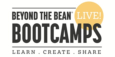 LIVE Virtual Drink Menu Bootcamp - Make Along ticket with ingredient hamper tickets