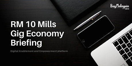 RM 10 Mills Gig Economy Briefing tickets