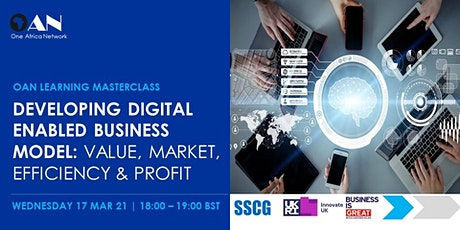 Developing Digital-Enabled Business Model tickets