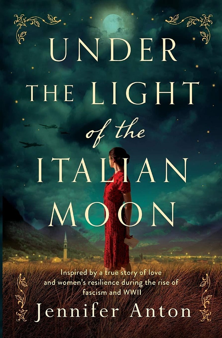 Under the Light of the Italian Moon with Jennifer Anton image