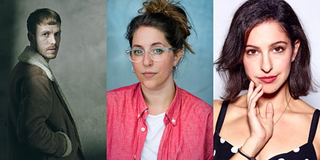Queer Writing Panel with Finn Anderson, Tania Azevedo and Laura Schein tickets