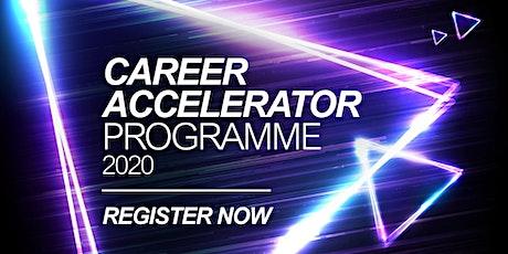Careers Accelerator Programme (6) tickets