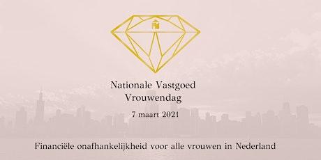 Nationale Vastgoed Vrouwendag tickets