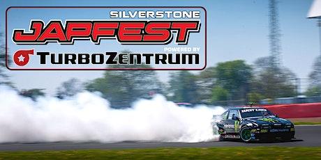 Japfest Silverstone tickets