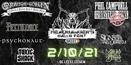 Headbanger's  Balls Fest 2020 -> 2021 (postponed date due to Covid-19) tickets