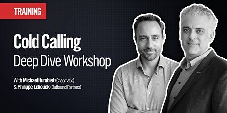 Cold Calling Training - Deep Dive on how to build your scripts billets
