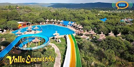 Valle Encantado Parque Acuático Temporada Enero y Febrero 21 entradas