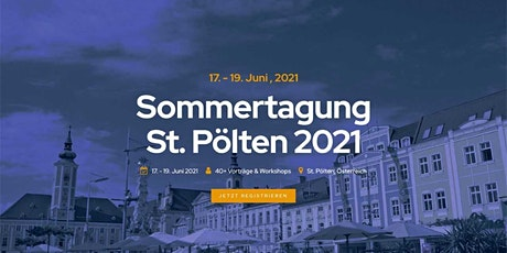 Sommertagung - Donaugesellschaft der ORL in Kooperation mit der ADANO Tickets
