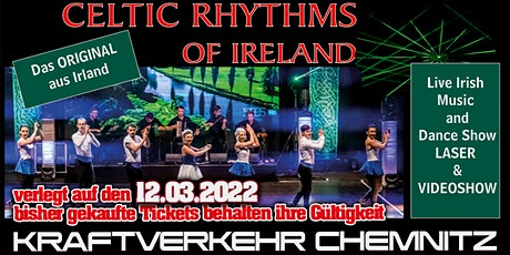 Celtic Rhythms of Ireland // Kraftverkehr Chemnitz Tickets