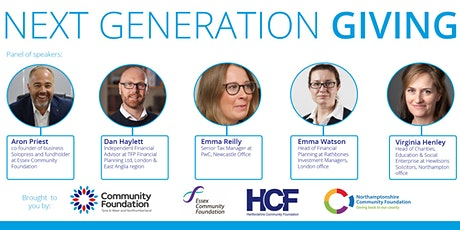 Next Generation Giving: inspiring the philanthropists of tomorrow tickets