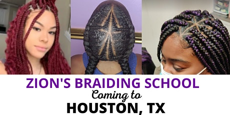 Braiding Class Houston tickets
