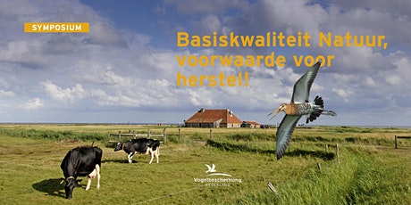 Online Symposium Basiskwaliteit Natuur, voorwaarde voor herstel! tickets