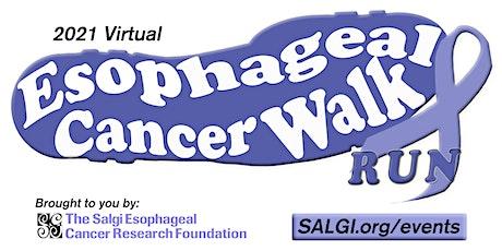 2021 Virtual Esophageal Cancer Walk/Run tickets