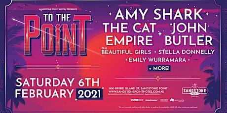 To the Point ft Amy Shark, The Cat Empire and more tickets