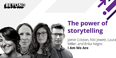 The Power of Storytelling: Human stories of living in a pandemic tickets