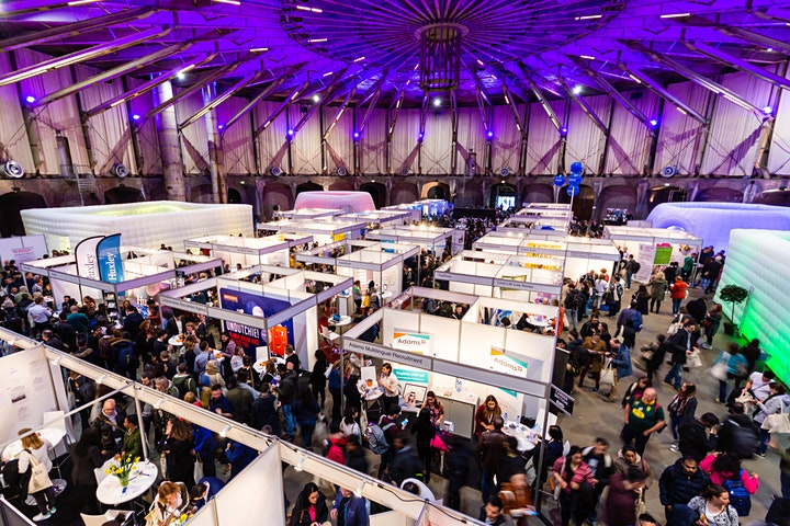 IamExpat Fair Amsterdam 2021 image