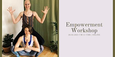 Empowerment Workshop: Komm mit Human Design und Meditation in deine Kraft Tickets