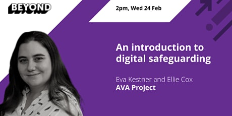 An Introduction to Digital Safeguarding tickets