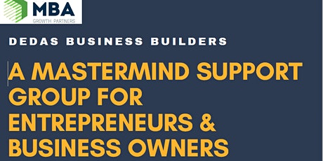 DEDAS Business Builders tickets