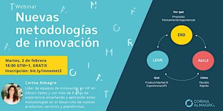 Las nuevas formas de innovar (de Design Thinking a Purpose Launchpad) entradas