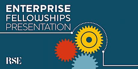 Enterprise Fellowships Presentation tickets