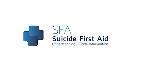 Suicide First Aid Lite Workshop tickets