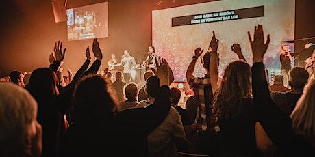 Frankfurt | 17:00 Uhr Gottesdienst der Move Church Tickets
