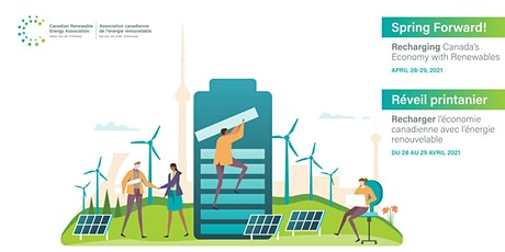 Spring Forward! Recharging Canada's Economy with Renewables tickets