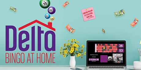 Delta Bingo at Home - February 24 tickets