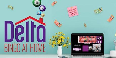 Delta Bingo at Home - February 18 tickets