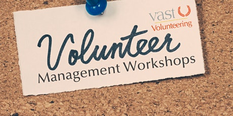 Volunteer Management Workshops (4 Workshops) tickets